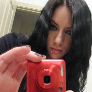 Dawn Avril Selfie