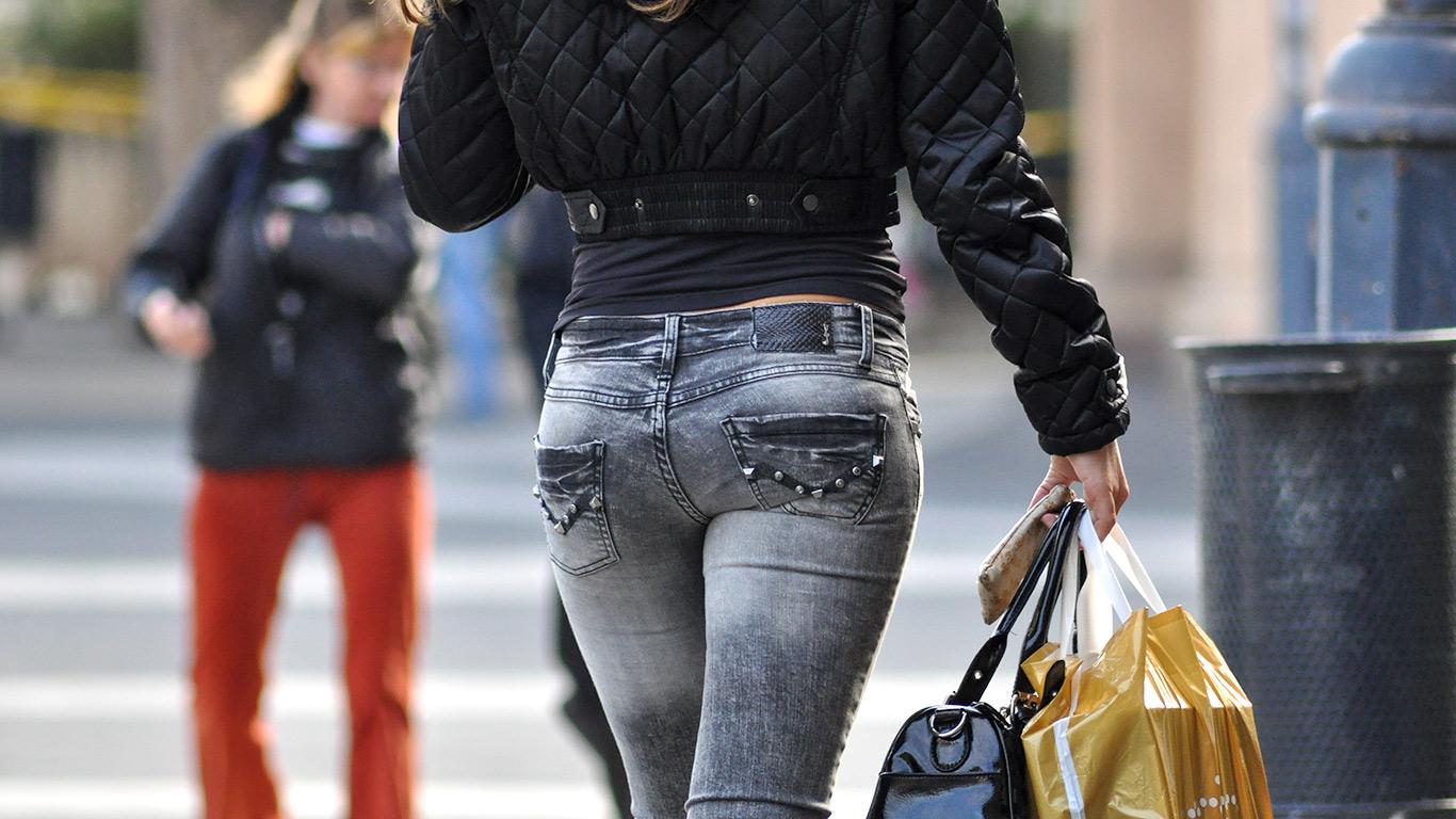 girl walking with boyfriend
