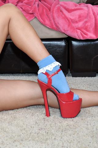 Hot Socks