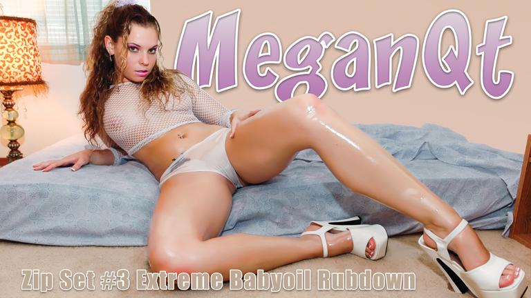 MeganQt Baby Oil
