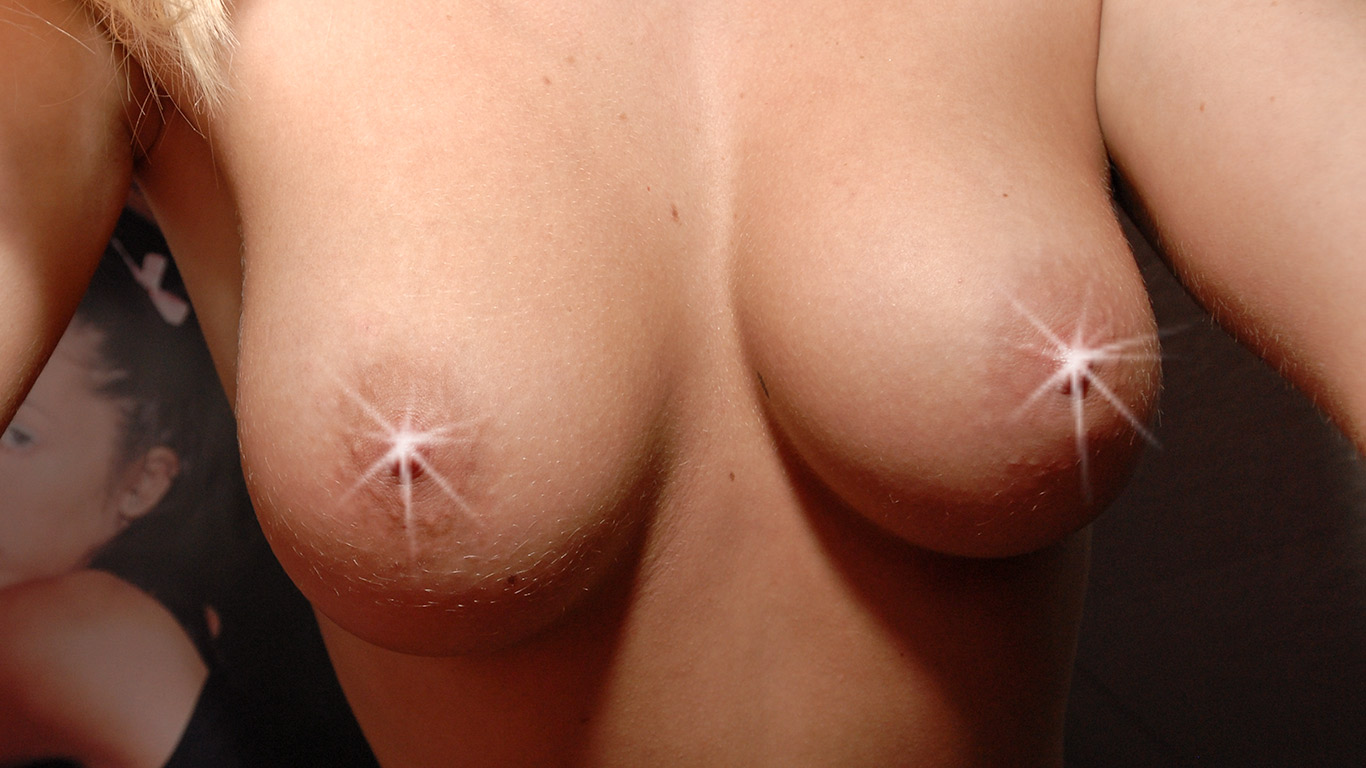 Megan Summers All Natural Boobs