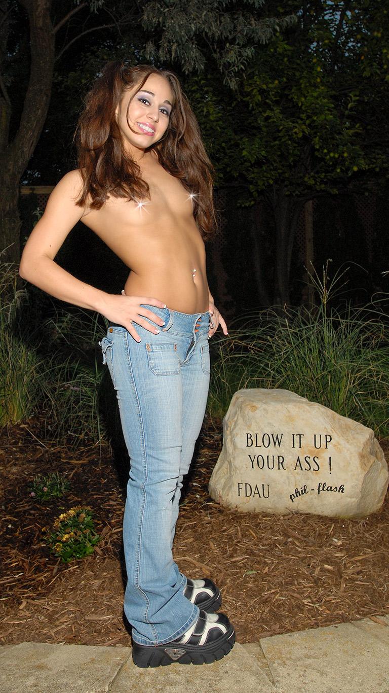 Topless N' Jeans
