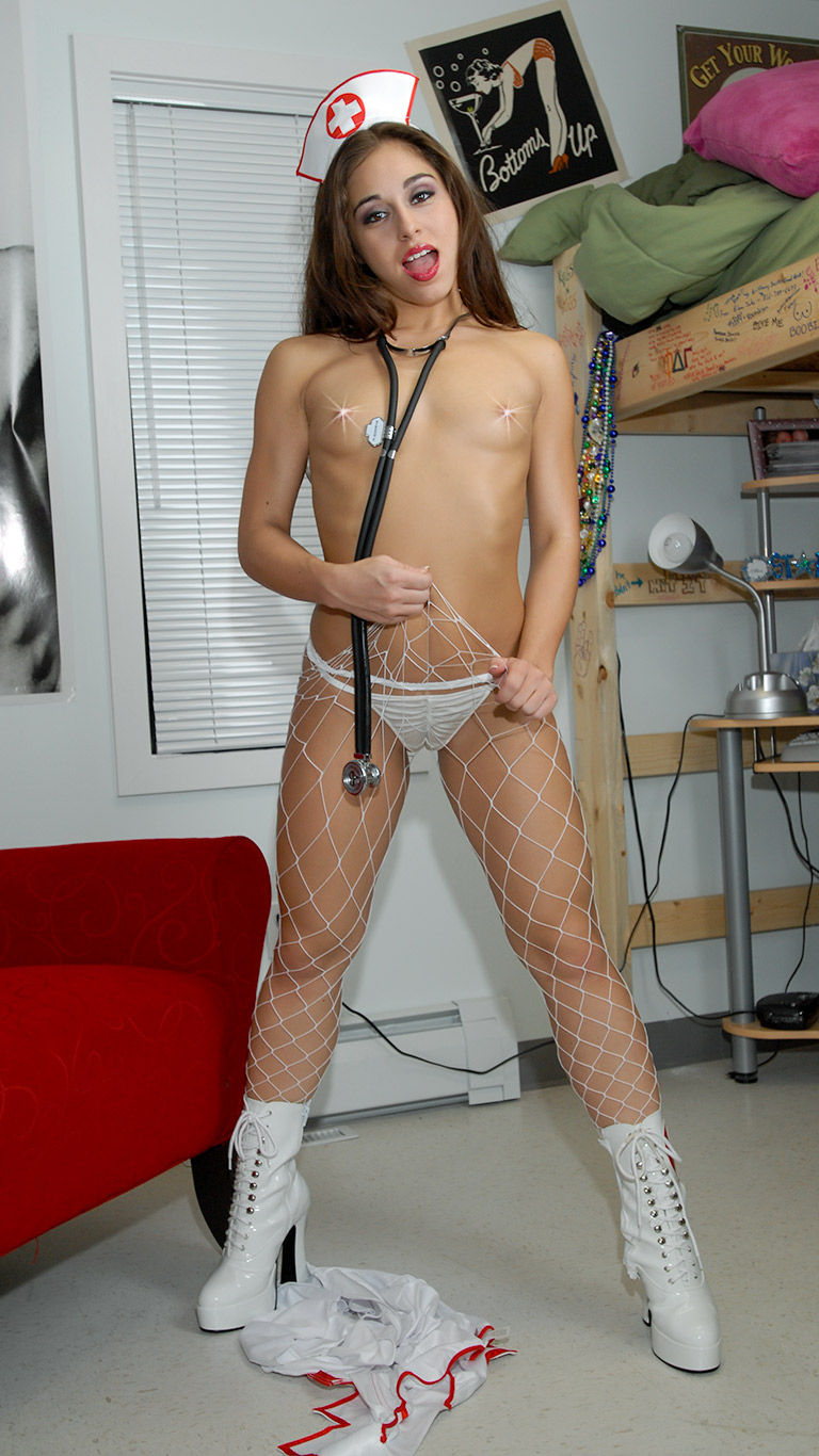 Fishnet Nurse