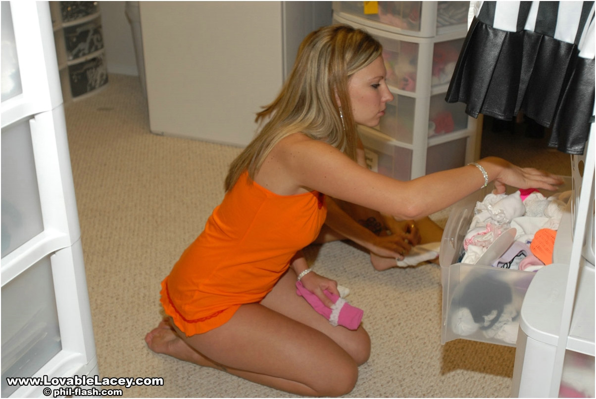 Cum See Lacey And Her Friend Get Wild! - Picture 4